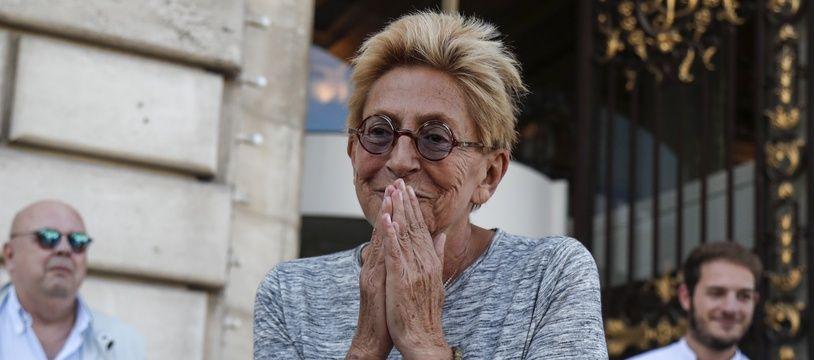 Isabelle Balkany assure l'interim à la mairie de Levallois-Perret