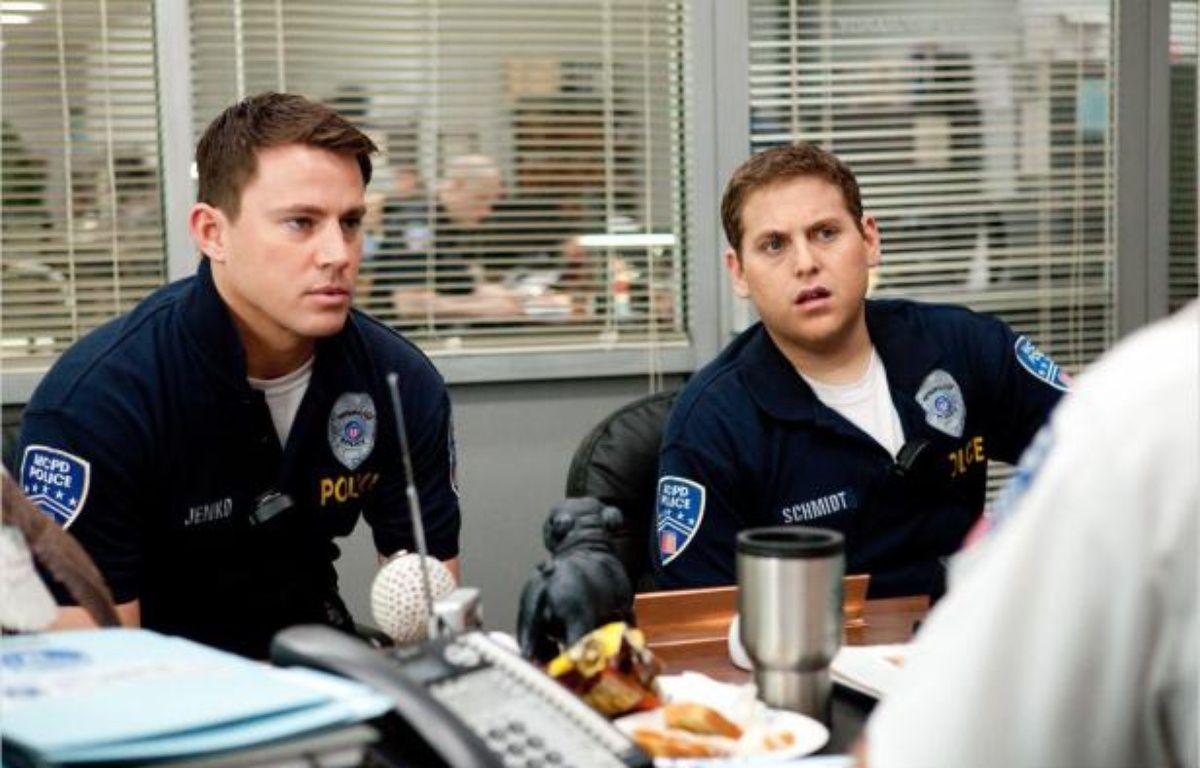Channing Tatum et Jonah Hill dans «21 Jump Street» en salles mercredi 6 juin 2012. – © Sony Pictures Releasing France