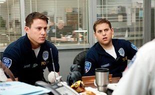 Channing Tatum et Jonah Hill dans «21 Jump Street» en salles mercredi 6 juin 2012.