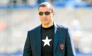 Mourad Boudjellal estime que le RCT battu à Grenoble était diminué.