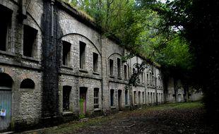 L'ancien fort militaire de Vancia est le théâtre d'un angoissant jeu immersif près de Lyon.