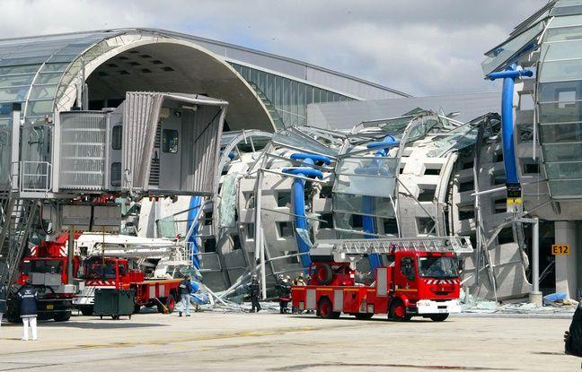 Aéroports de Paris condamné à 225.000 euros d'amende pour l'effondrement du terminal 2E de Roissy