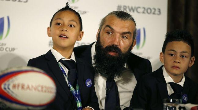 Coupe du monde 2023: La Nouvelle-Zélande accuse la délégation française d'exploiter les fils de Jonah Lomu
