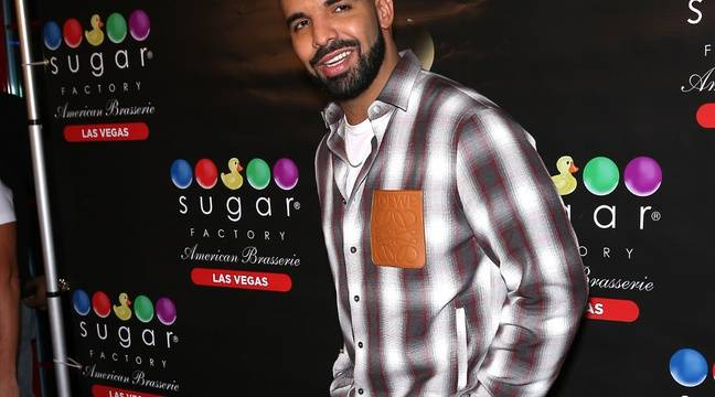 Drake fête son anniversaire avec Chris Brown