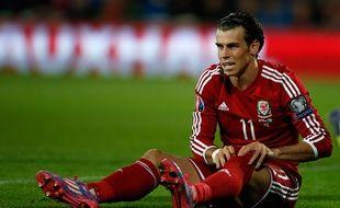 Le Gallois Gareth Bale, le 10 octobre 2015, à Cardiff.