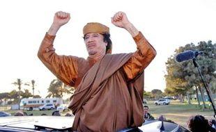 Mouammar Kadhafi pourrait être poursuivi pour crimes contre l'humanité.