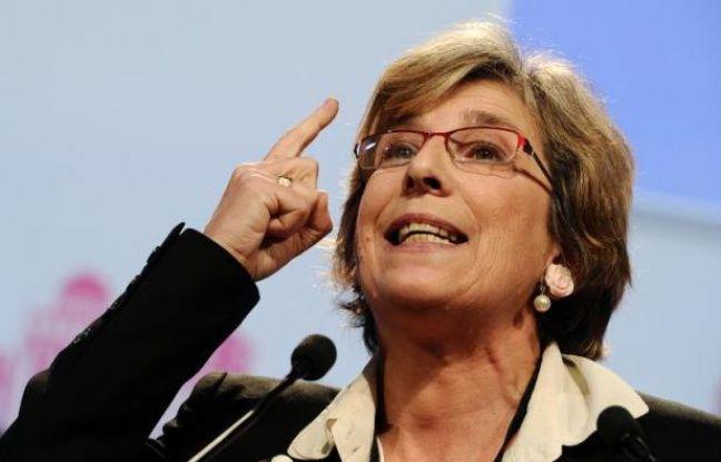Marie-Noelle Lienemann le 27 octobre 2012 à Toulouse