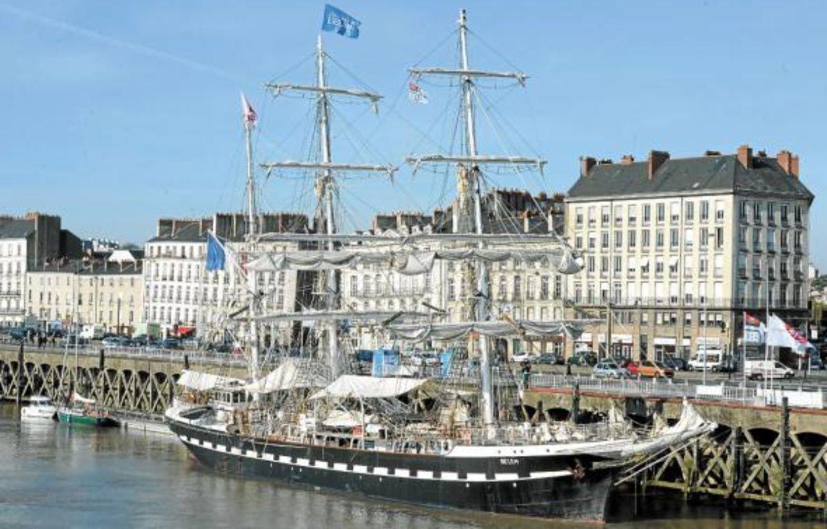 Le «Belem» sera à Nantes en juillet, entre deux étapes de prestige à Londres. –  F. Elsner / 20 Minutes