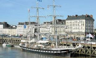Le «Belem» sera à Nantes en juillet, entre deux étapes de prestige à Londres.