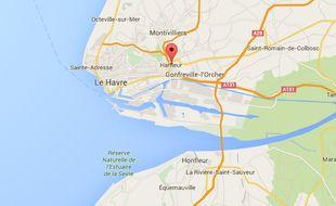 Harfleur (Seine-Maritime).