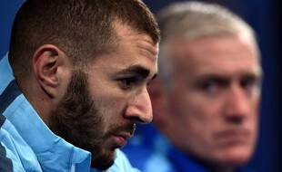 Deschamps n'est pas prêt de pardonner à Benzema.