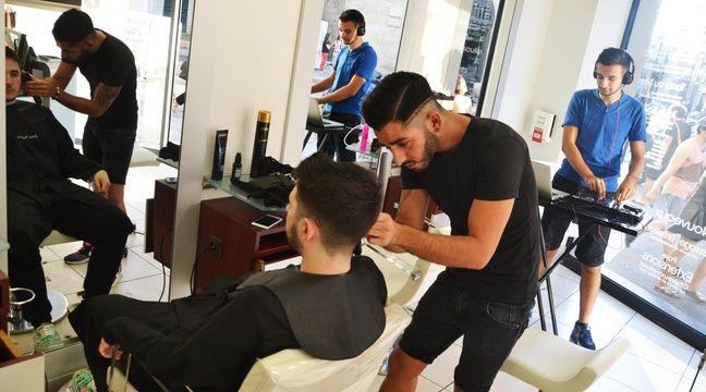 Montpellier un salon de coiffure transform en dancefloor - Salon de massage montpellier ...