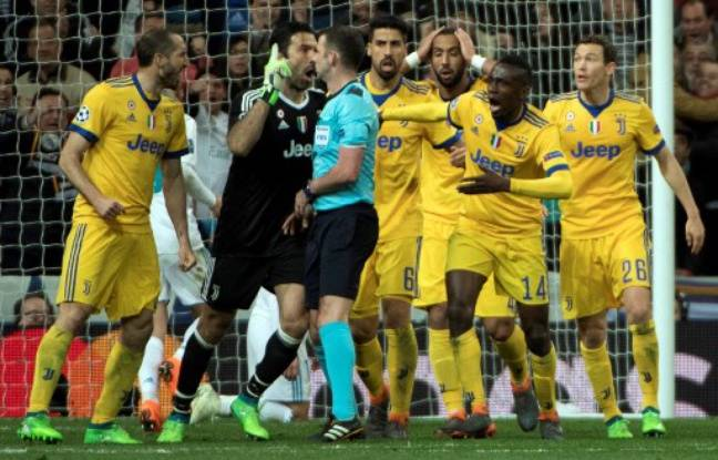 Real Madrid-Juventus: «Il avait un sac poubelle à la place du coeur», mais bon sang, un arbitre doit-il faire preuve de sensibilité ?
