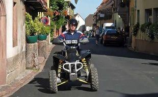 Illkirch-Graffenstaden : L'arrêté « anti-quad » a-t-il été utile ? (illustration)