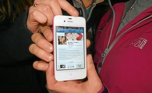Les trois étudiants, qui souhaitent rester anonymes, ont créé la page Facebook le 15 janvier.