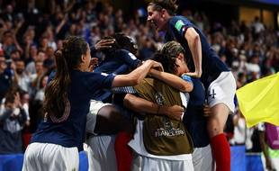 Les Bleues joueront leur huitième de finale au stade Océane du Havre.