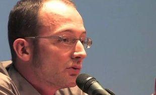 Philippe Légé, enseignant à l'université de Picardie et membres des «Economistes atterrés»