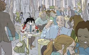 Carnets de Thèse, de Tiphaine Rivière, éd. du Seuil, paru le 19 mars 2015.