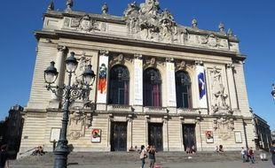 L'opéra de Lille.