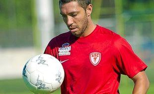 Le défenseur Romain Rambier est en poste depuis 2010. (Archives)