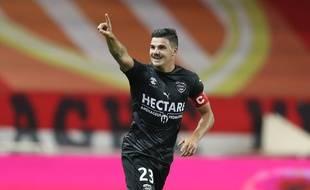 Anthony Briançon a inscrit son premier but dans l'élite, le 21 septembre à Monaco (1-1).