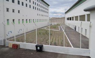 L'extérieur des nouveaux bâtiments des Baumettes II
