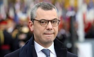 Alexis Kohler est secrétaire général de l'Elysée depuis mai 2017.