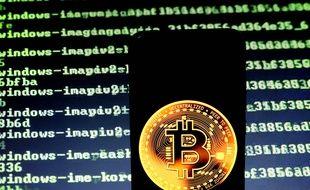 Des investissements en Bitcoin était proposés par les escrocs.