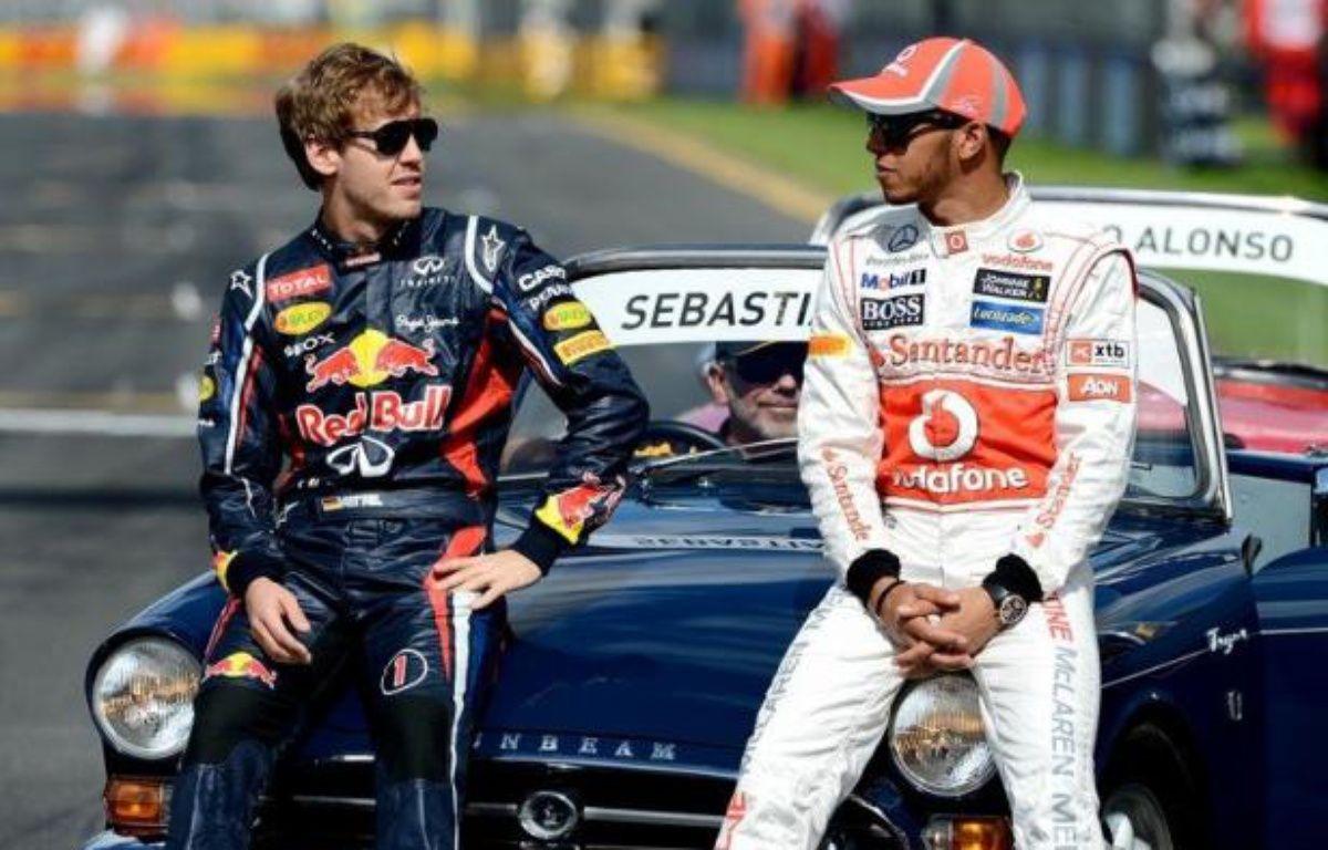 Lewis Hamilton (McLaren) et Sebastian Vettel (Red Bull) vont tenter de prendre une revanche sur le mauvais sort, dimanche au Grand Prix de Grande-Bretagne de Formule 1, sur un circuit de Silverstone qui devrait convenir à leur monoplace. – William West afp.com