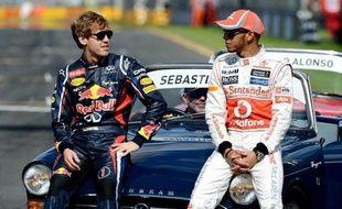 Lewis Hamilton (McLaren) et Sebastian Vettel (Red Bull) vont tenter de prendre une revanche sur le mauvais sort, dimanche au Grand Prix de Grande-Bretagne de Formule 1, sur un circuit de Silverstone qui devrait convenir à leur monoplace.
