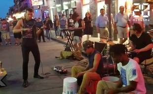 Des musiciens de rue incroyables - Le Rewind