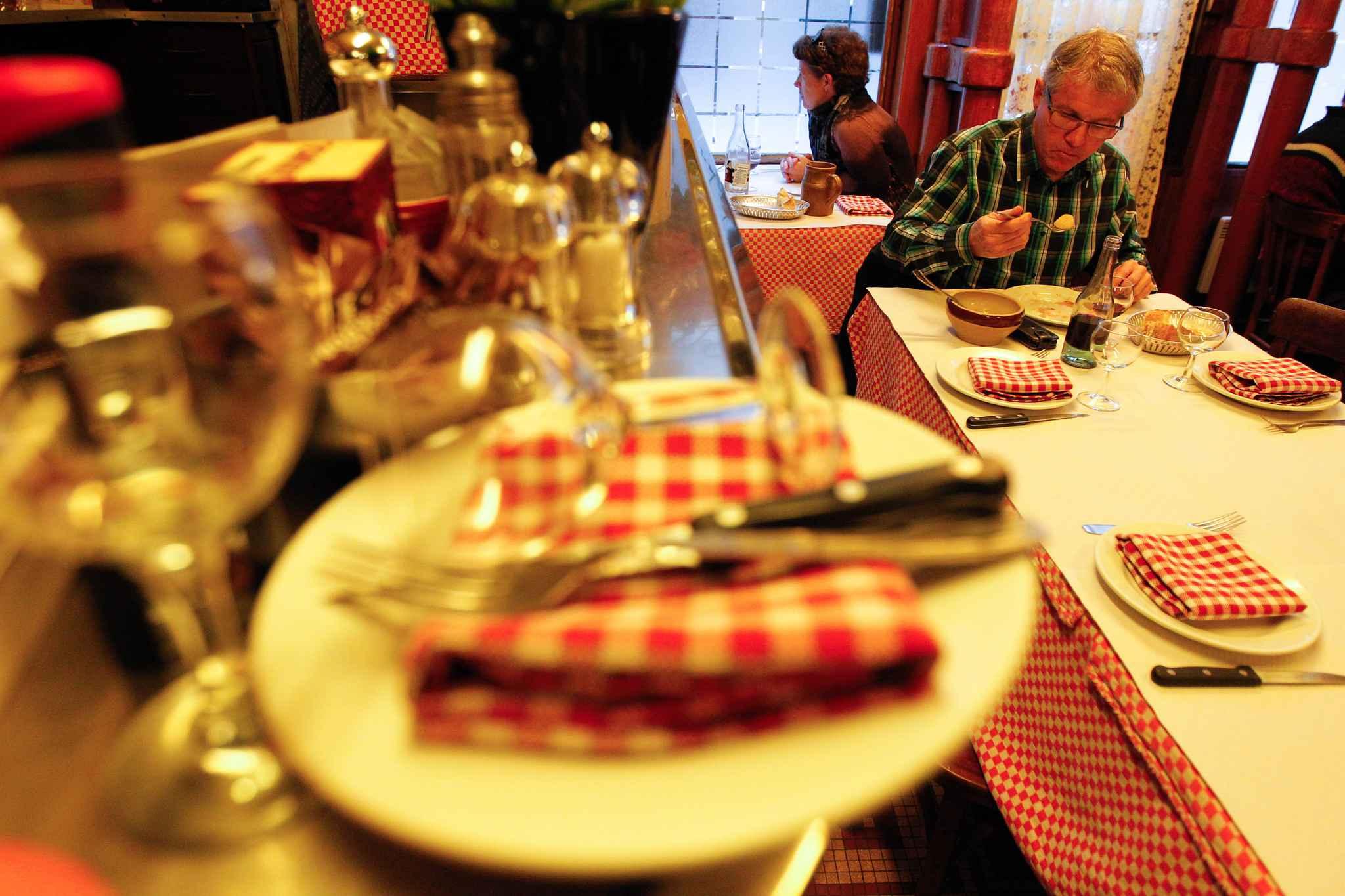 restaurant le bouchon lyon
