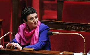 La ministre de la Famille Dominique Bertinotti, le 5 février 2014.