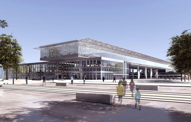 Nantes: Le chantier de la gare SNCF bouscule les habitudes des voyageurs 648x415