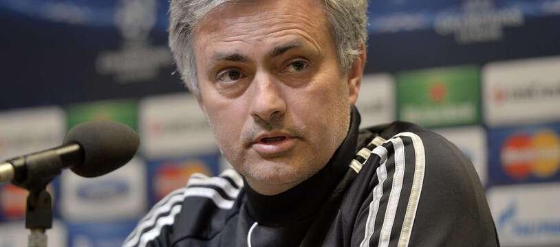José Mourinho époque Real