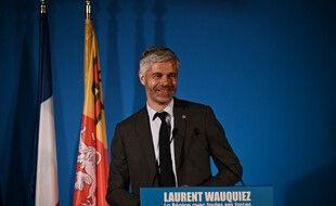 Laurent Wauquiez a été réélu haut la main le dimanche 27 juin à la présidence de la région Auvergne-Rhône-Alpes.