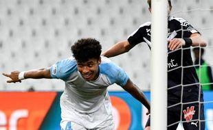 Boubacar Kamara a inscrit le seul but du match sur une tête.