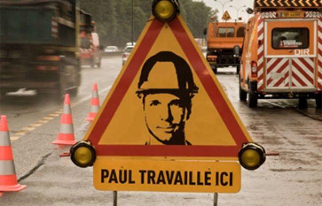 Campagne de sécurité pour les agents de la direction des routes.