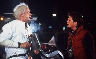 Le film retour vers le futur n'est sorti qu'en 1985