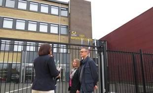 Les professeurs ont refusé d'accueillir les élèves au lycée de Gondecourt, dans le Nord.