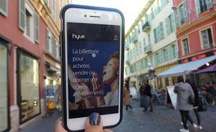 Développée par des Niçois, l'application Hyve permet d'organiser ses soirées.