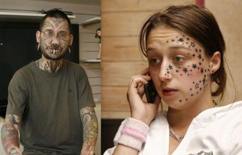 une histoire de tatouage «qui va faire couler beaucoup d'encre»