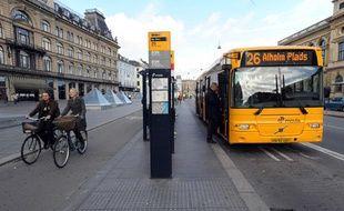 A Copenhague, des voies express pour les vélos vont être créées.