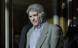 """Procé Bodein en appel à Colmar le 09 09 2008. Pierre Bodein dit """"Pierrot le fou""""."""