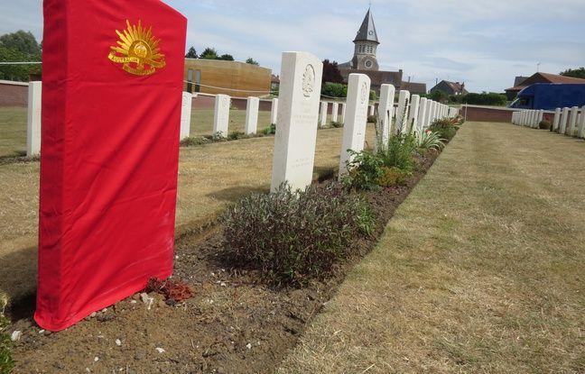 VIDEO. Nord: Sept soldats tués pendant la guerre 1914-1918 viennent d'être identifiés