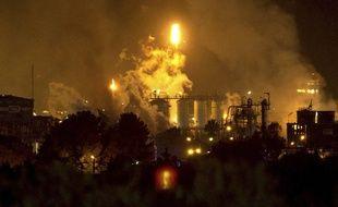 Espagne: un mort, six blessés et un disparu dans l'explosion d'une usine chimique