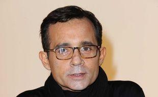 L'animateur Jean-Luc Delarue.