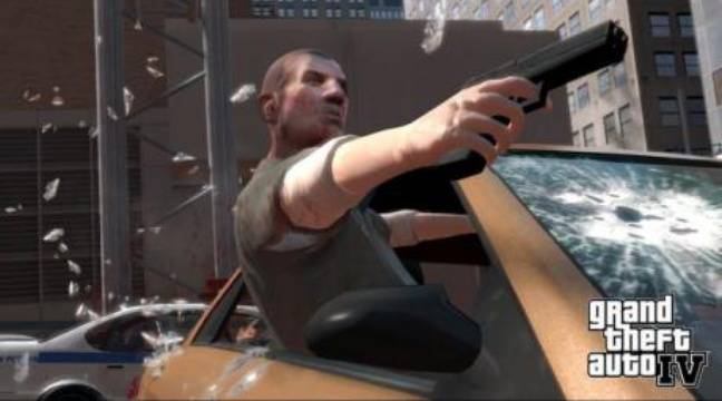 Grand Theft Auto IV – DR