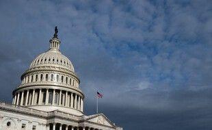 Le Capitole à Washington, illustration.