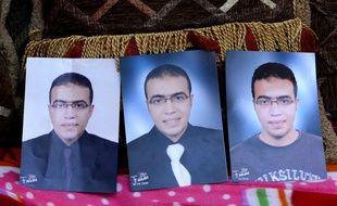 Abdallah El-Hamahmy est soupçonné d'avoir attaqué des militaires français au Louvre, le 4 février 2017.
